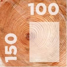 Брус 100-150