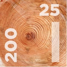 Доска обрезная 25 на 200