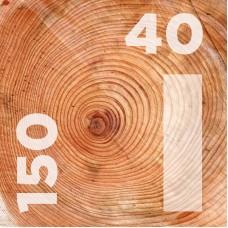 Доска обрезная 40 на 150