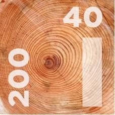 Доска обрезная 40 на 200