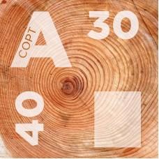 Брусок деревянный 30 на 40