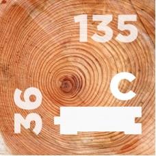 Половая доска сорт C 36 на 135